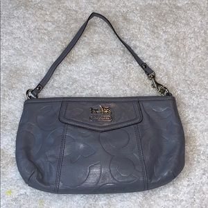 Coach small handbag Wristlet